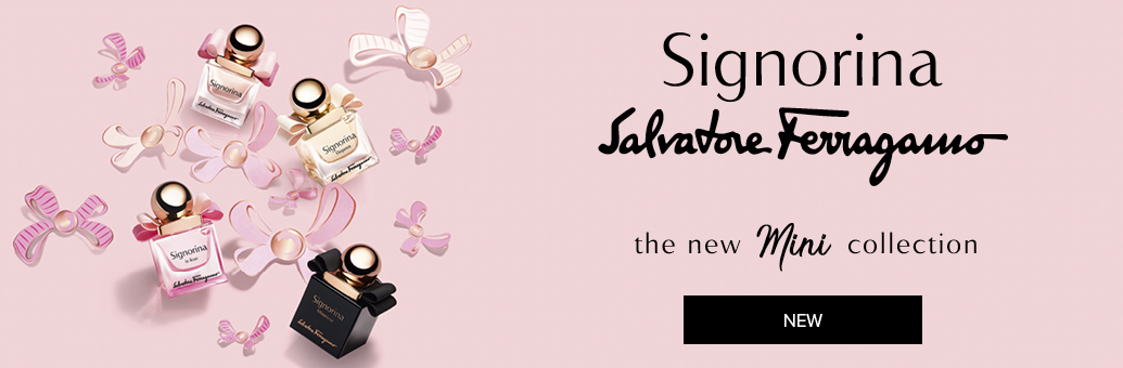 Salvatore Ferragamo Signorina Mini Collection