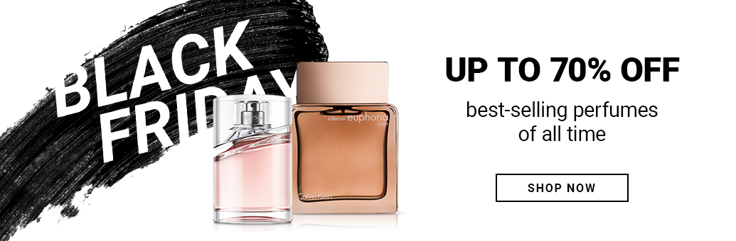 Up to 70% off best-selling perfumes of all time!