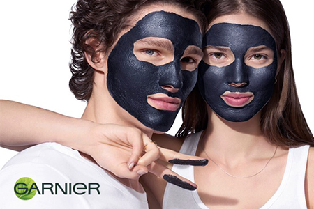 Active coal – helper for problematic skin