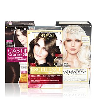 L'Oréal Paris Hair dyes