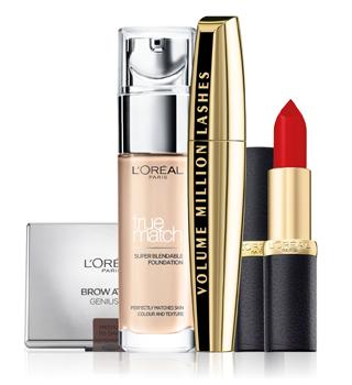 L'Oréal Paris Make-u