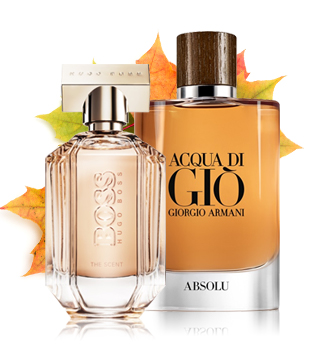 Autumn fragrance