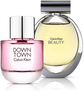 Calvin Klein parfémy pro ženy